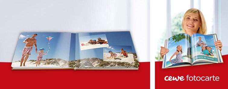 CEWE FOTOCARTE Compactă, hârtie foto lucioasă