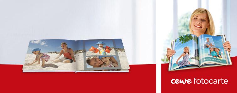 CEWE FOTOCARTE Compactă pe hârtie fotografică mată–Cewe.ro