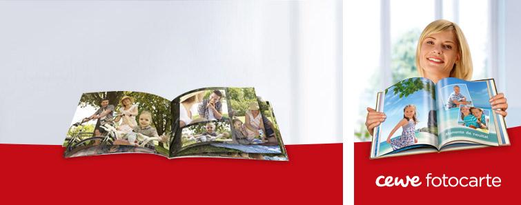 CEWE FOTOCARTE Mini cu copertă moale– Cewe