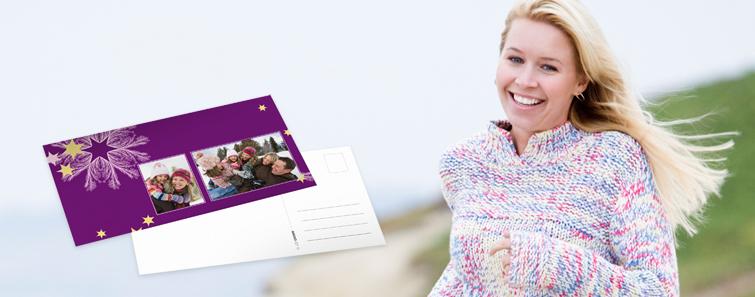Comandă online parte poștală XL personalizată - Cewe.ro