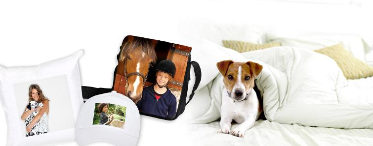 Obiecte cadou din textil cu propriile fotografii - Cewe.ro