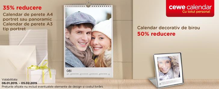 Calendare personalizate promotionale