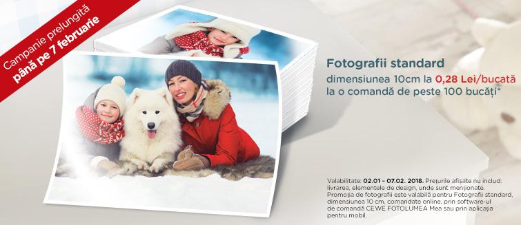 Fotografii standard dimensiunea 10 cm 0,28 Lei/buc.