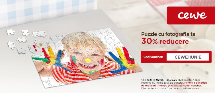 Puzzle personalizat cu fotografie -30%