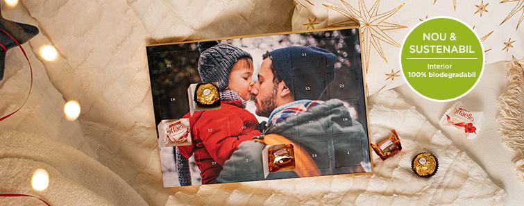 Calendar de Crăciun cu praline Ferrero®