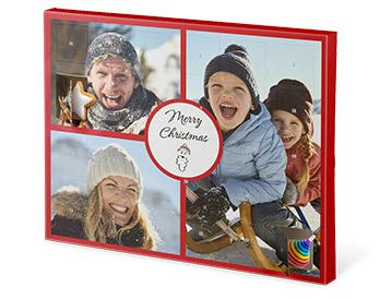 Calendar de Crăciun cu propria surpriză