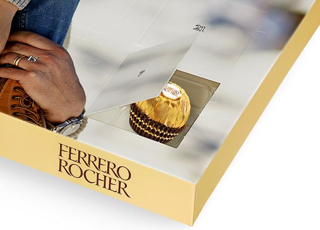 Calendar de Crăciun cu praline Ferrero®r