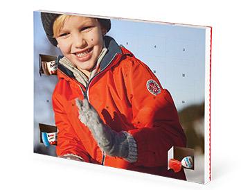 Calendar de Crăciun cu produse kinder®