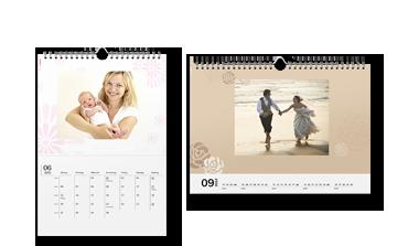Calendar de perete A3
