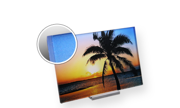 Fotografii pe sticlă acrilică