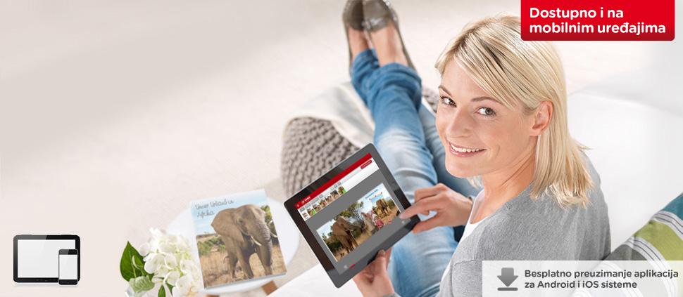 CEWE Fotosvet Aplikacija - iOS i Android