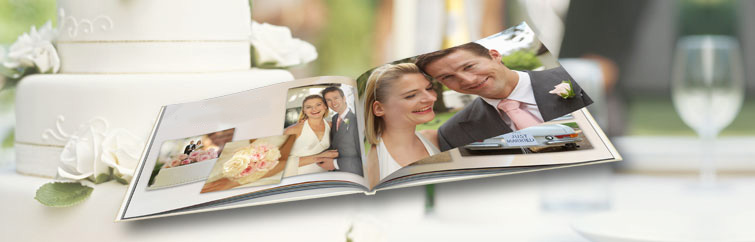 CEWE FOTOKNJIGA za venčanja