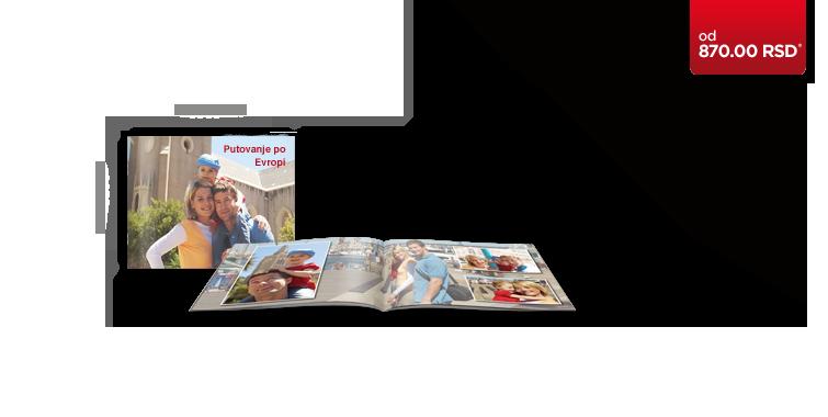 CEWE FOTOKNJIGA Kompakt Fotoknjižica