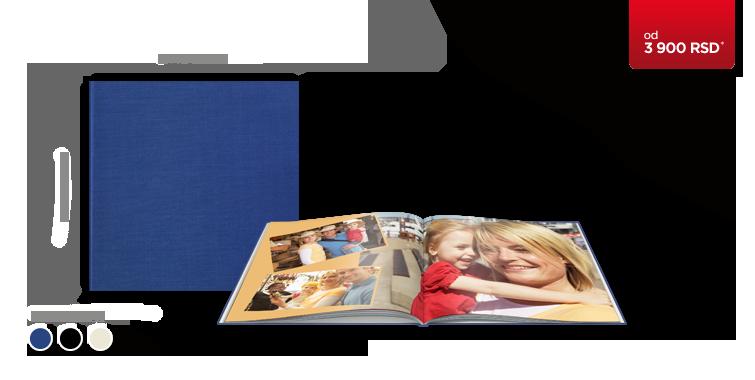 CEWE FOTOKNJIGA XL Premium platno