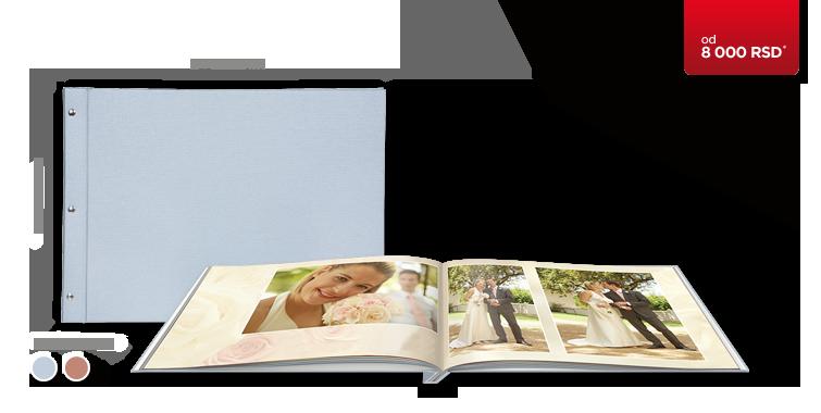 Premium platno - XXL panorama CEWE FOTOKNJIGA