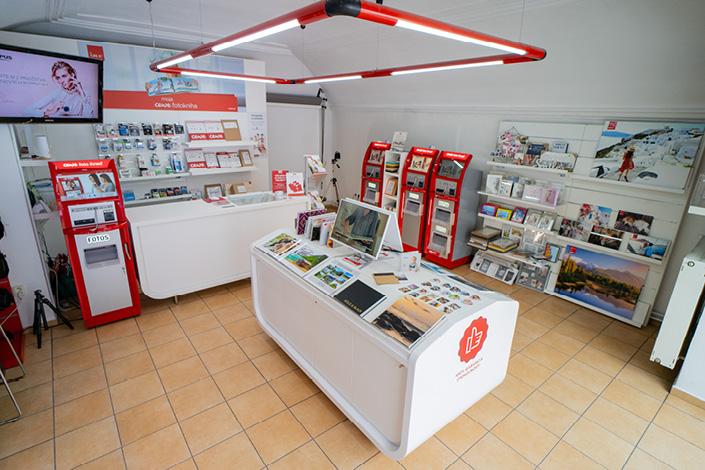 Fotolab predajňa Mikuláš