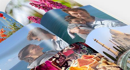 Typy papierov pre CEWE FOTOKNIHU