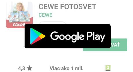 Stiahnite si aplikáciu pre OS Android