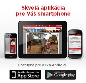 CEWE mobilné aplikácie