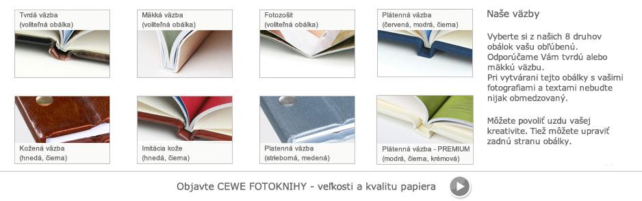 Väzby fotoknihy