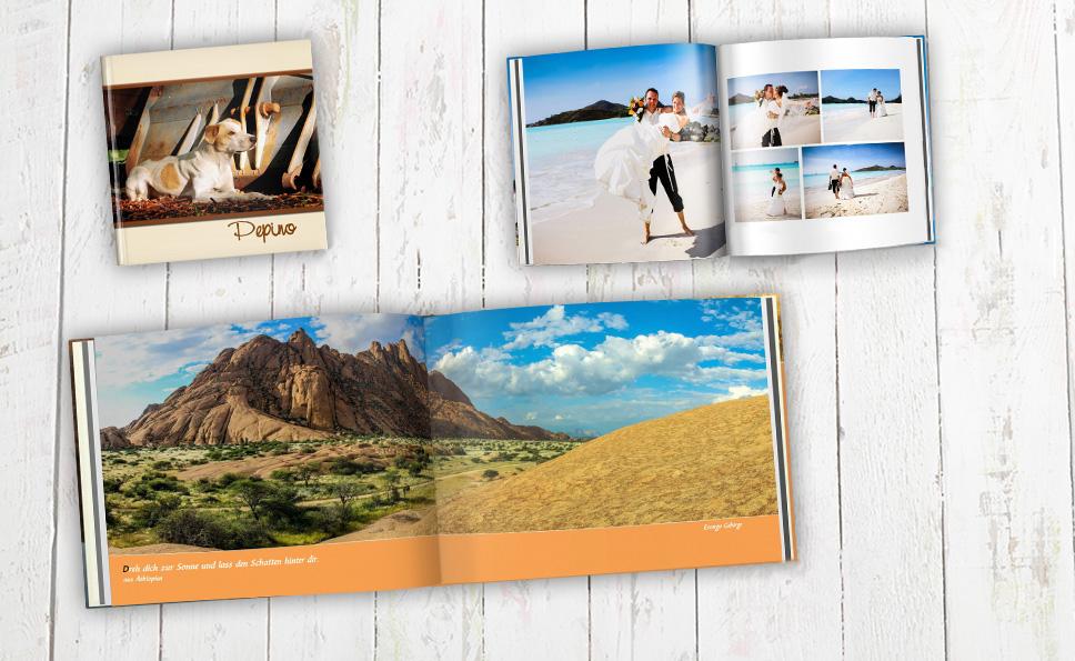 CEWE Príklad zákazníkov, inšpirácia pre fotoknihu