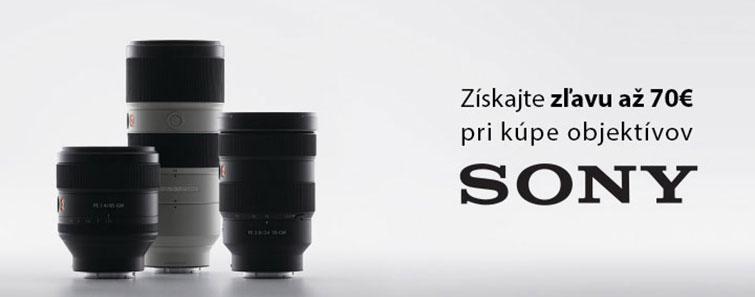 Sony zľava