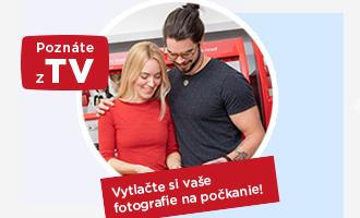 CEWE kiosk pre okamžitú tlač fotografií z vášho mobilného telefónu