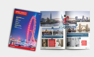 Fotolab magazín - akčný leták