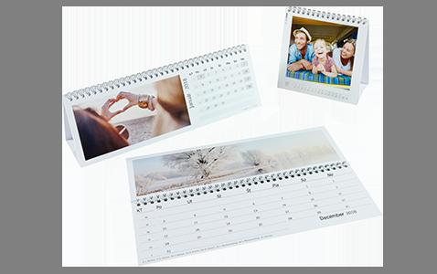 Stolové kalendáre
