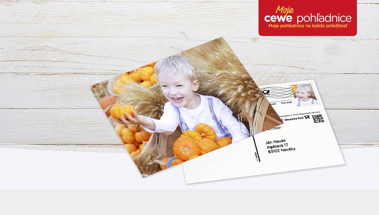 CEWE Pohľadnice