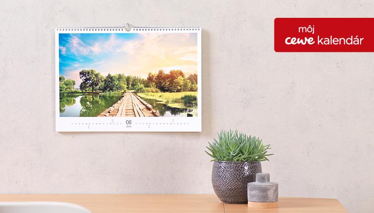 CEWE Stolný kalendár