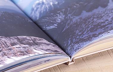 DOvolenková fotokniha na Prémiovom matnom papiery