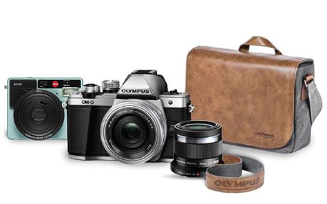 E-shop fotoaparáty