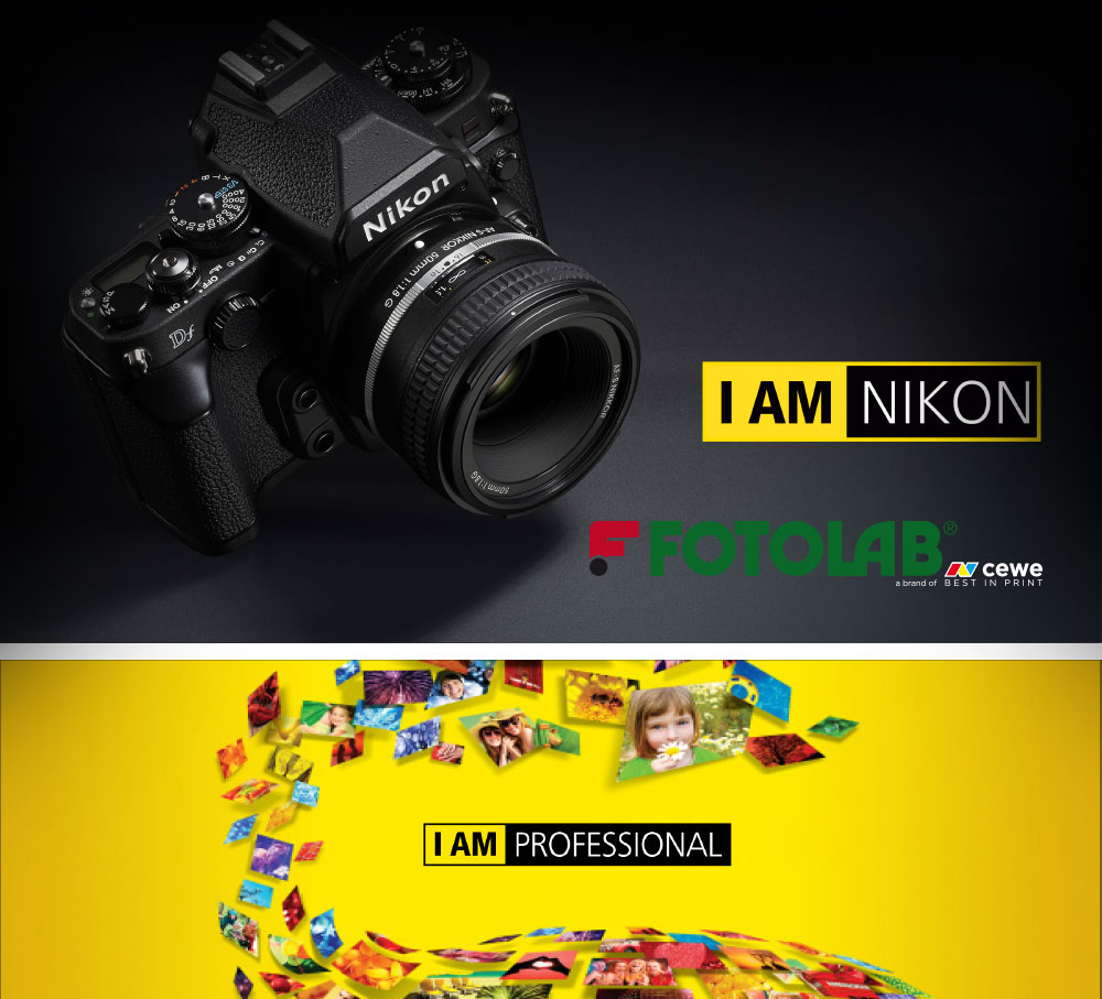 I'm Nikon