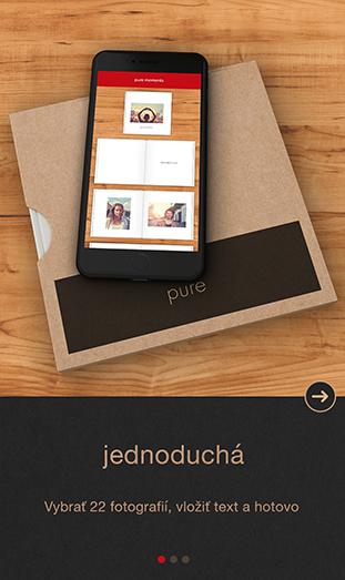 CEWE FOTOKNIHA Pure App - osobná