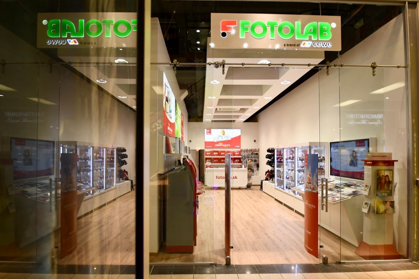 Fotolab predajna Banská Bystrica