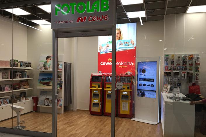 Predajna Fotolab Presov