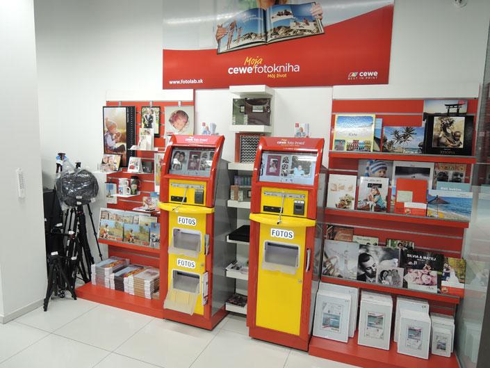Predajňa Fotolab Trenčín