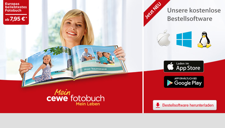 Mein CEWE Fotobuch