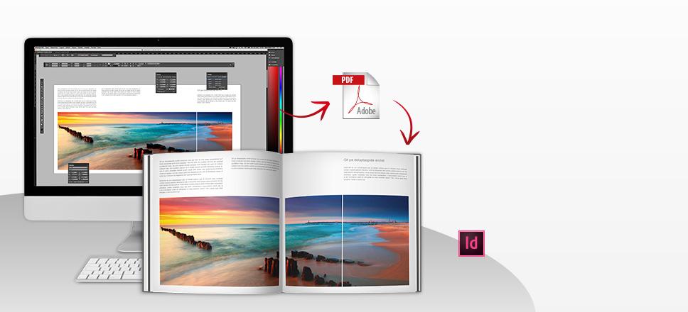 CEWE FOTOBUCH mit  Adobe® InDesign® gestalten