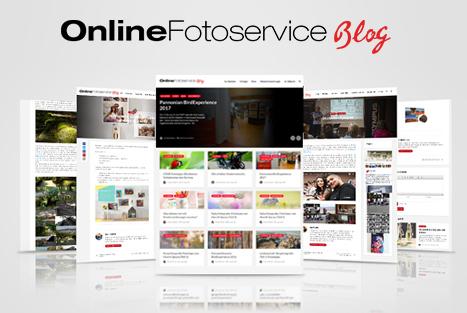 Onlinefotoservice blog