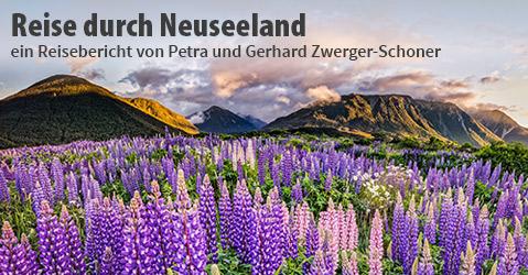 CEWE Reise durch Neuseeland von Petra und Zwerger-Schoner