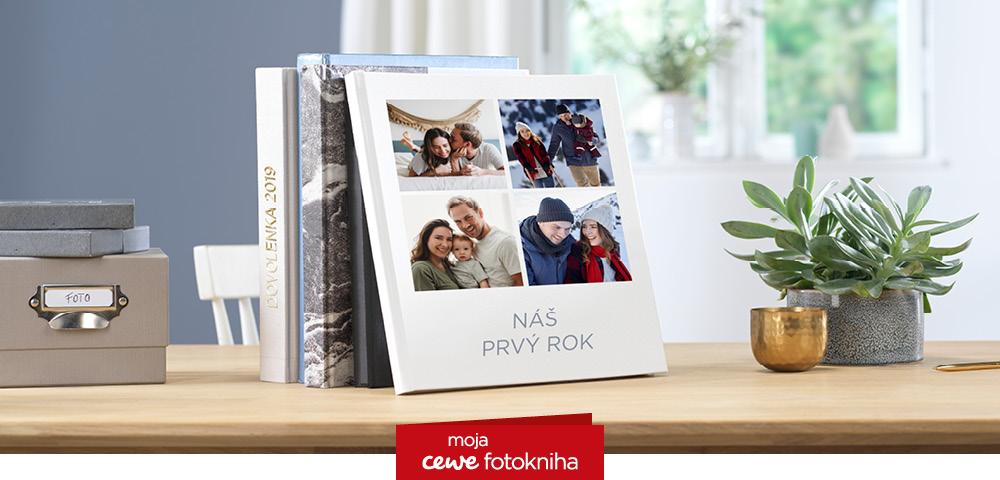 CEWE Fotokniha
