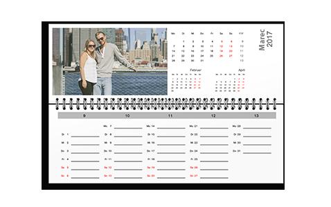 Stolný kalendár