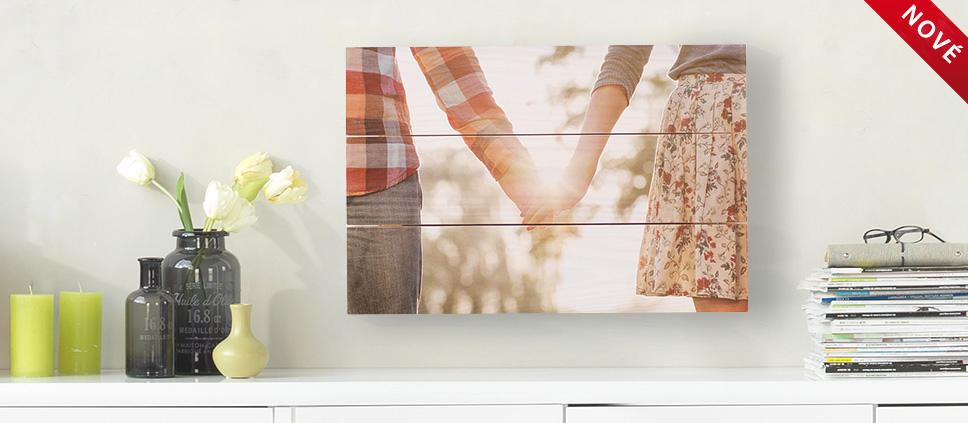 Vyskúšajte si u nás potlačiť Vaše obľúbené fotografie na drevo