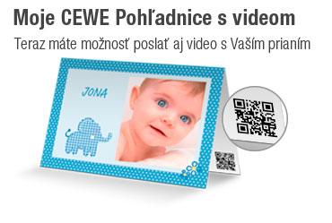 Pohľadnice s videom