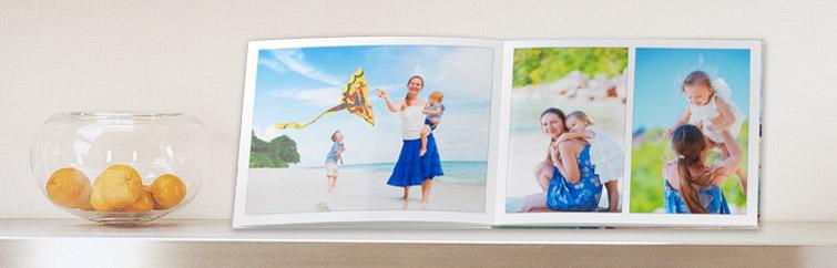 rodinná fotokniha