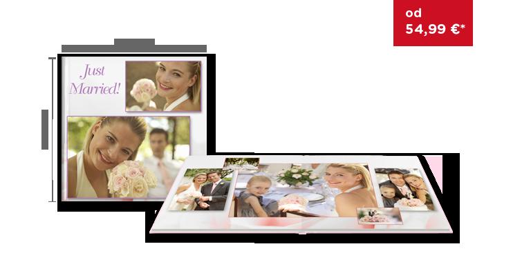CEWE FOTOKNIHA XL: na matnom fotopapieri