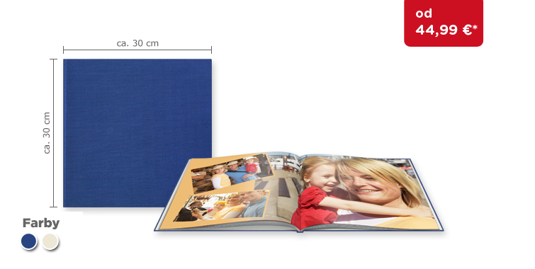 CEWE FOTOKNIHA XL: Plátno Premium
