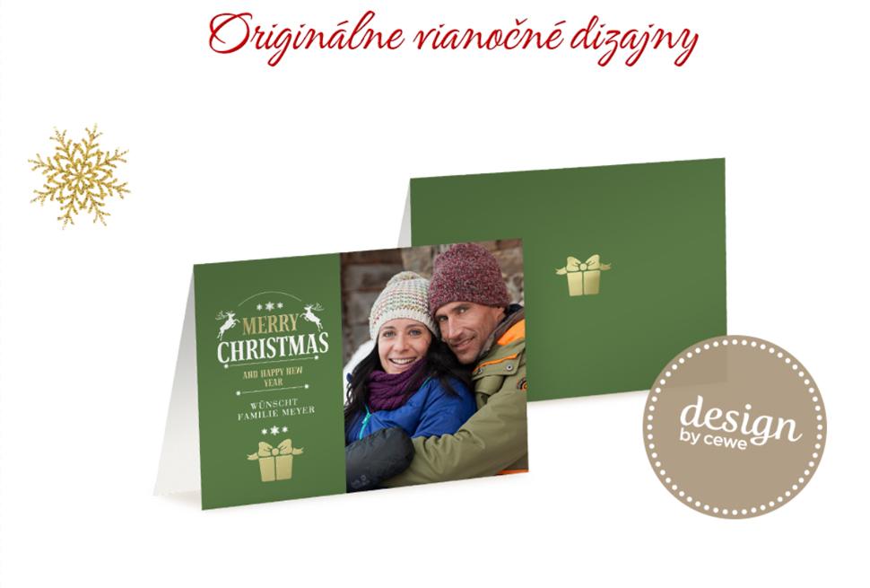 Originálne vianočné dizajny